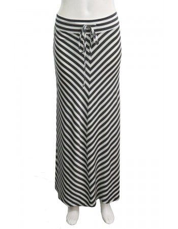 Chevron Stripe Maxi