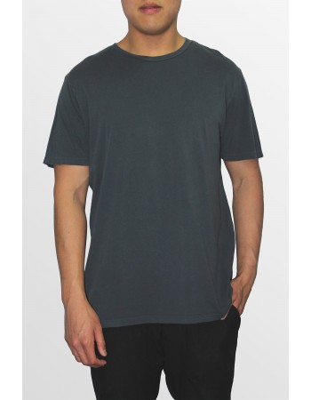 Cotton Basic Crew Neck Tee