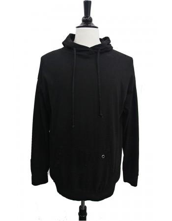 Premium Cotton Pullover Hoodie