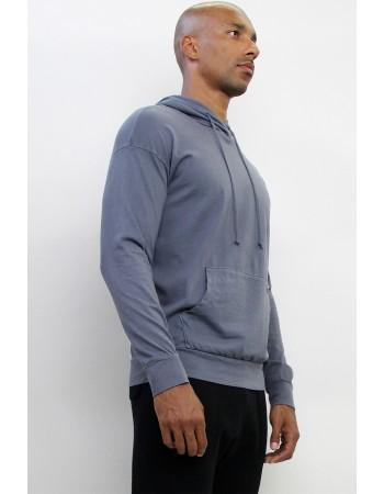 Long Sleeve Pullover Hoodie