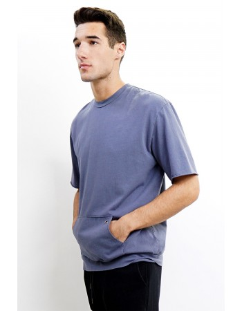 Premium Cotton Pocket Tee