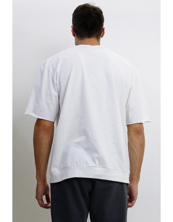 Premium Cotton Kangaroo Pocket Tee