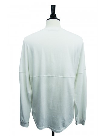 Premium Cotton Seamed Sweatshirt