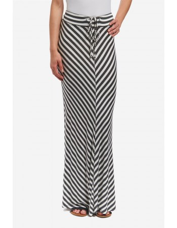 Chevron Stripe Maxi