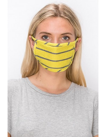 Bright Stripe Mask -3 COLOR PACK