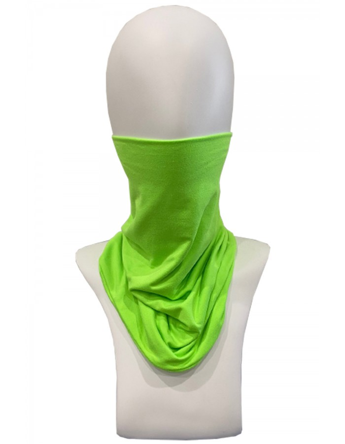 Neon Gaiter Face Cover