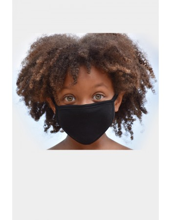 Kids Black Mask