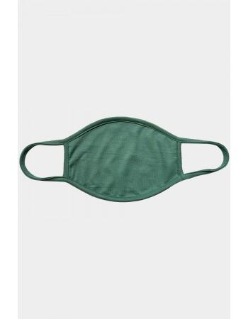 Rayon Mask - Dusty Green