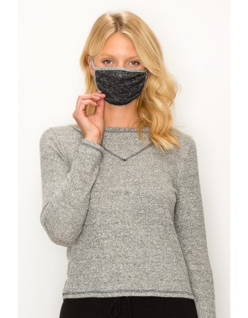 COZY MASK 5 PC FOR FALL