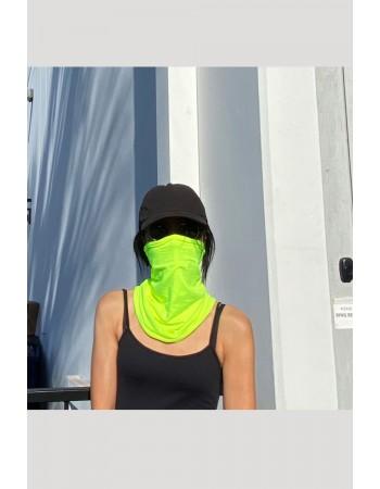 Neon Gaiter Face Cover