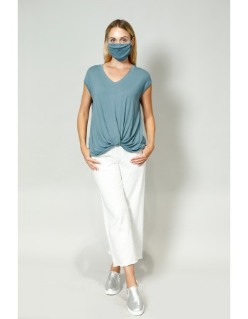 Rayon Mask -  Hunter Green