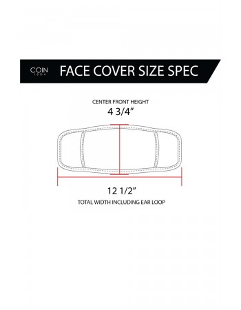 Basic Stripe Mask -3PC COLOR PACK