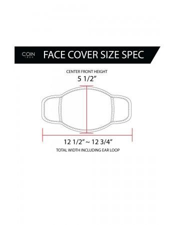 9 PC PACK - Rayon Masks