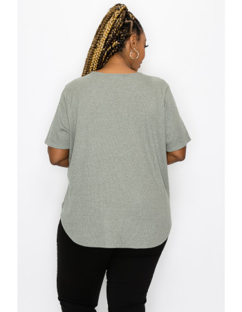 THERMAL SWING TEE - SAGE