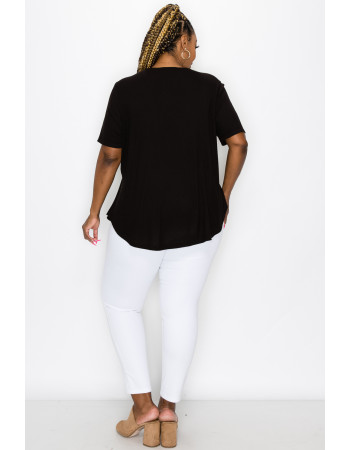 THERMAL SWING TEE - BLACK