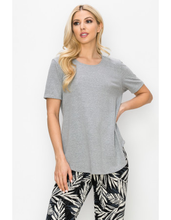 SOLID Q-BLEND SWING TEE