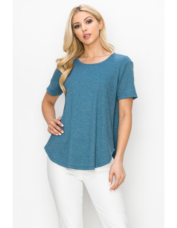 THERMAL SWING TEE - BLUE