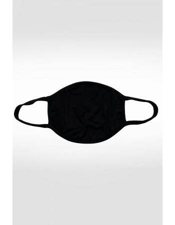 Rayon Mask -  Black